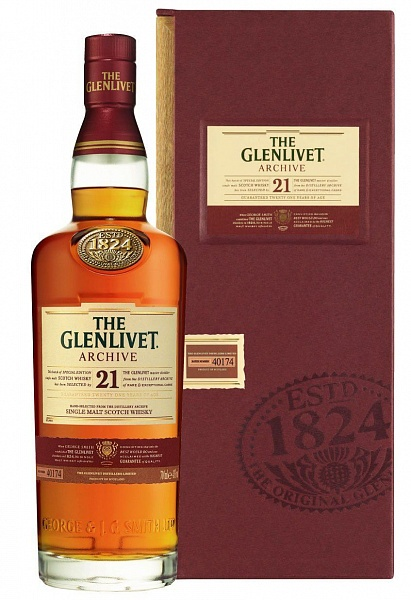 The Glenlivet Archive 21 YO
