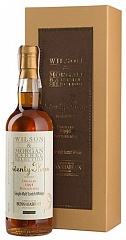 Виски Bunnahabhain 23 YO 1991 Sherry Finish PX Wilson & Morgan