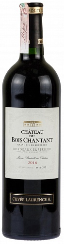 Chateau du Bois Chantant Bordeaux Superieur 2016 Set 6 Bottles