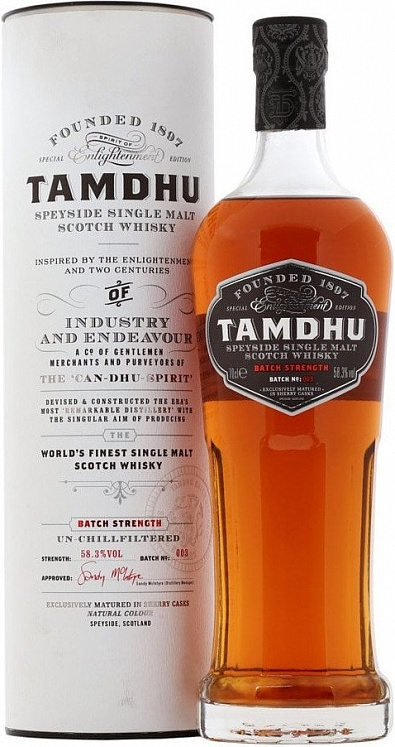 Tamdhu Batch Strength Batch №3