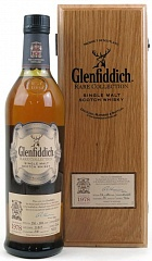 Виски Glenfiddich 34YO Rare Collection 1978