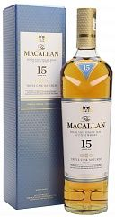 Macallan 15 YO Triple Cask Matured