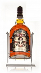 Виски Chivas Regal 12 YO 4.5l