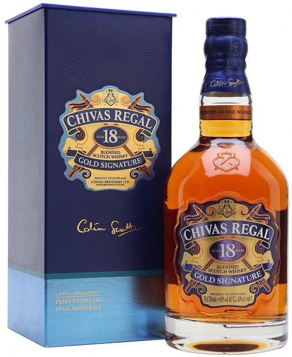 Chivas Regal 18 YO 1L