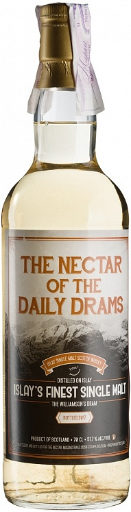 The Williamson's Dram Islay Single Malt The Nectar of the Daily Drams Daily Dram