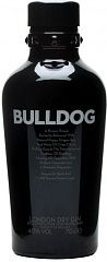 Bulldog London Dry Gin Set 6 Bottles