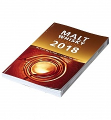 Книги Malt Whisky Yearbook 2018