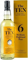 The Ten #06 Medium Highland Peat
