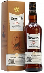 Dewars 12YO The Ancestor