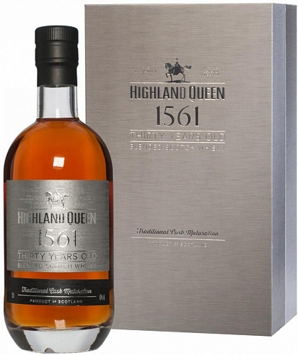 Highland Queen 1561, 30 YO