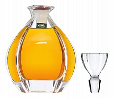 Граппа и мост Bepi Tosolini Grappa Chardonnay Grand Ville Decanter