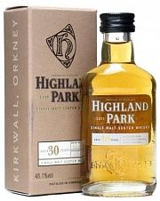 Highland Park 30 YO Miniature 50ml