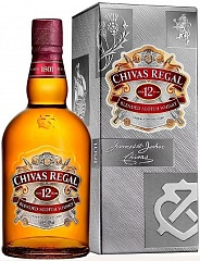 Виски Chivas Regal 12 YO 1L